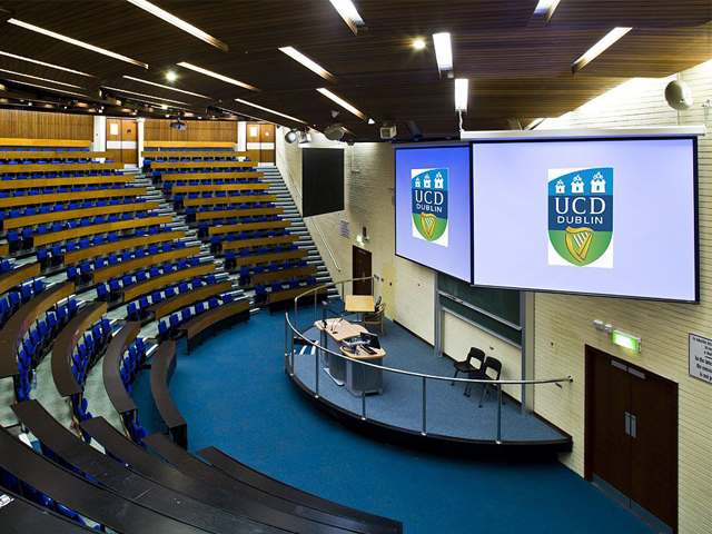 University College Dublin Iss Image Supply Systems
