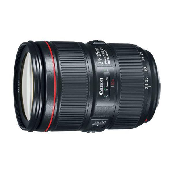Canon EF 24-105mm f/4 L II USM Lens