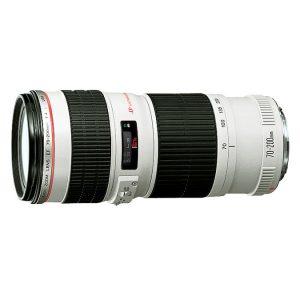 Canon EF 70-200mm f/4.0L USM Lens