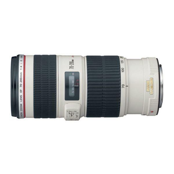 Canon EF 70-200mm f/4.0L IS USM Lens
