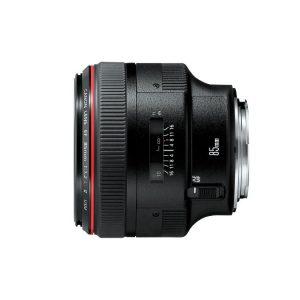 Canon EF 85mm f/1.2L USM II Lens