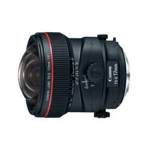 Canon TS-E 17mm f/4.0 L Lens