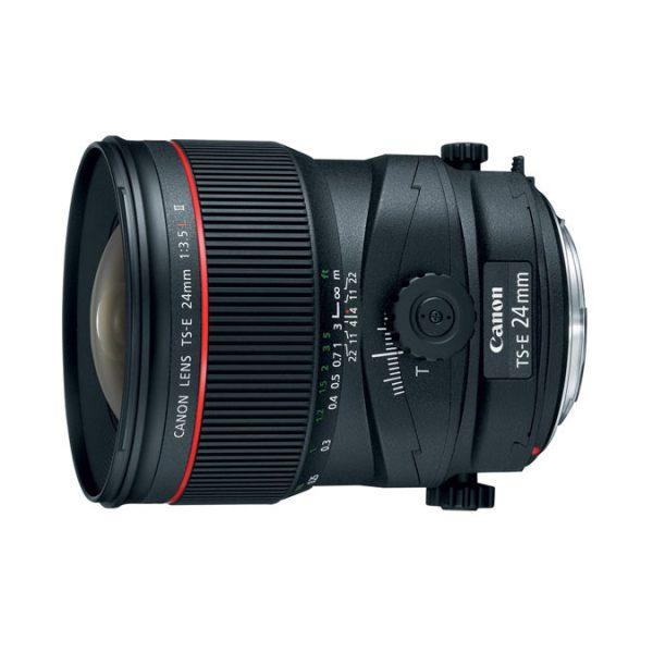 Canon TS-E 24mm f/3.5 L II Lens