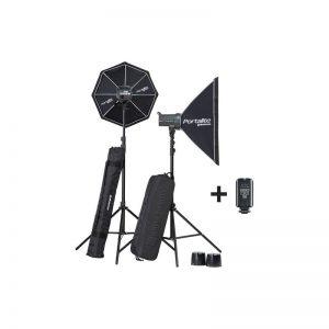 Elinchrom D-Lite RX 4 Kit with Skyport Plus