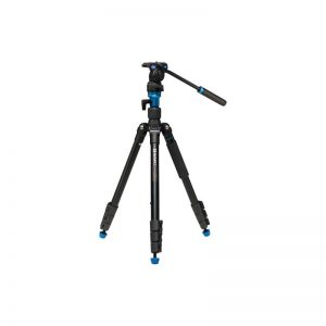 Benro Aero2 Video Tripod Kit Flip Lock with S2 head