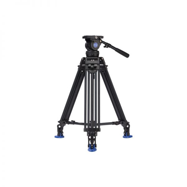 Benro Twin Dual Stage Leg Kit with 75mm bowl and BV10 head