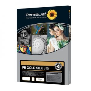 PermaJet FB Gold Silk 315