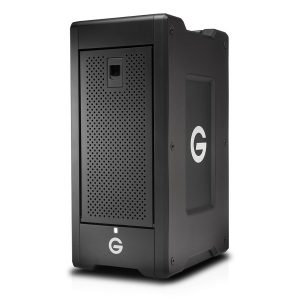 G-Technology G-SPEED Shuttle XL Thunderbolt 2 18000GB w/ ev Series Bay Black EMEA