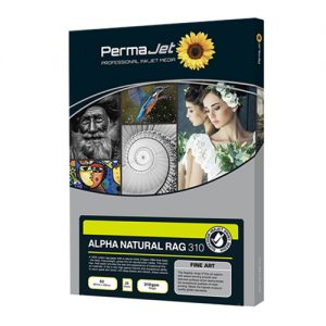 PermaJet Alpha Natural Rag 310
