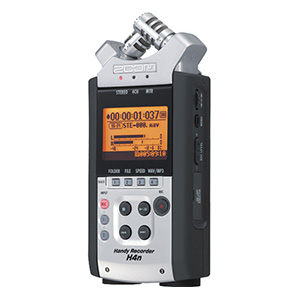 Zoom H4nSP 4-Channel Handy Recorder