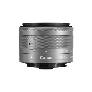 Canon EF-M 15-45mm f3.5-6.3 IS STM GRAPHITE Lens