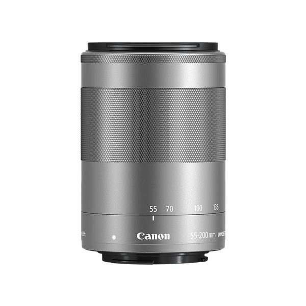 Canon EF-M55-200MM F4.5-6.3 IS STM Lens