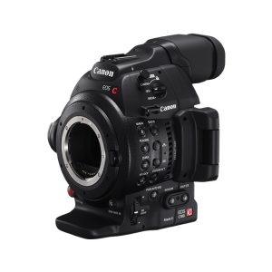 Hire Canon EOS C100 Mark II Video Camera