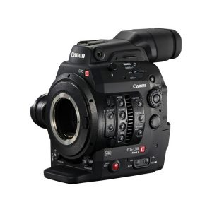 Hire Canon EOS C300 Mark II Video Camera