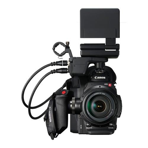 Canon EOS C300 Mark II Cinema EOS Camera – ISS | Image