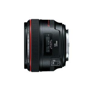 Hire Canon EF 50mm f/1.2L USM Lens