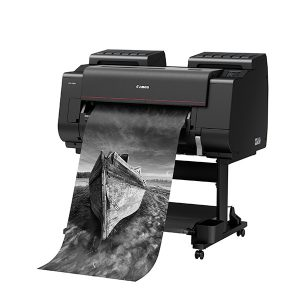 "Canon ImagePROGRAF PRO-2000 24"" Printer and Stand SD-21"