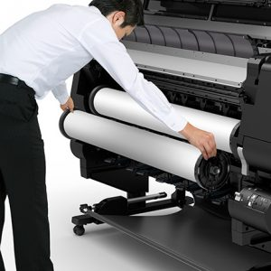 Large Format Printer Installation and Training Services