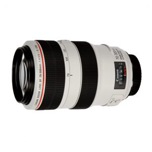Used Canon EF 70-300mm IS Lens