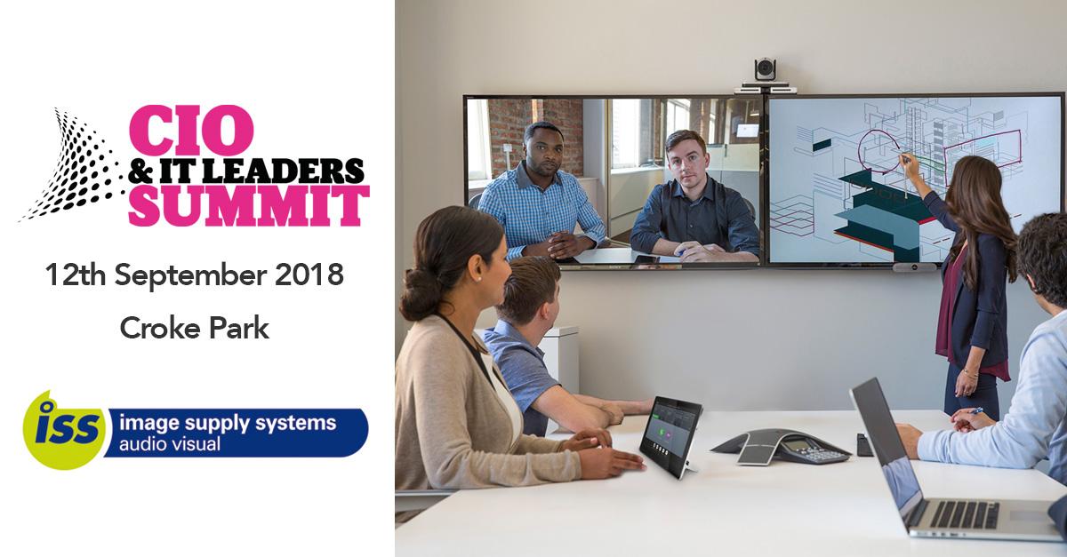 CIO_IT_Summit_2018 ISSAV