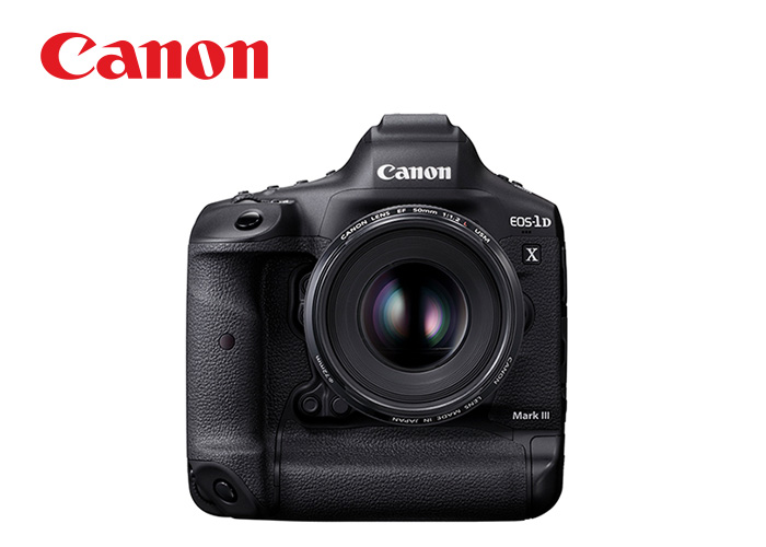 Introducing the new Canon EOS-1D X III: master speed with Canon's much-anticipated new action hero