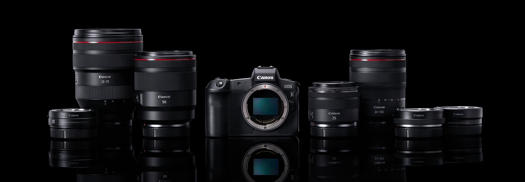 WEBINAR Canon EOS R System – The Future of Canon Mirrorless – Join us on Tuesday 9th June at 10am