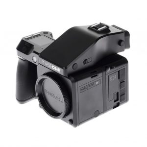 PHASE ONE XF IQ4 100MP TRICHROMATIC WITH LENS