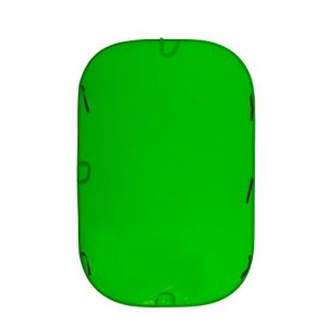Collapsible 1.8 x 2.75cm Chromakey Green