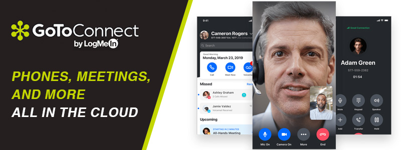 GoToConnect: Remote communications you can trust