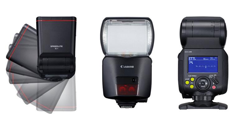 NEW Canon Speedlite EL-1